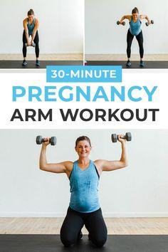 Pregnancy Arm Workout