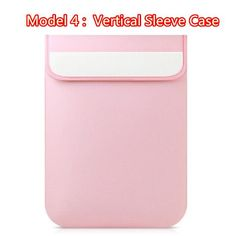 """2016 Newest Sleeve Case For Macbook Laptop AIR PRO Retina 11"""",12"""",13"""",15 inch, Notebook Bag 14"""" ,13.3"""",15.4"""",Free Drop Ship XL01"""