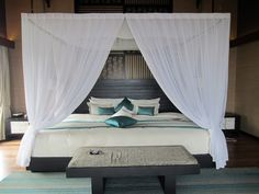 Romantic master bedroom with canopy bed romantic master bedroom decor with white canopy curtains plus simple . King Size Canopy Bed, Canopy Bedroom Sets, Canopy Bed Curtains, Canopy Over Bed, Canopy Bed Frame, Ikea Canopy, Patio Canopy, Bedroom Decor, Window Canopy