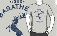 House Baratheon by hunekune