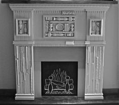 Chalk Fire Country Design Style Add Chalkboard paint to the firebox area of a faux fireplace and draw at fire.