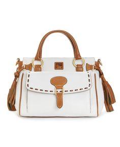 Dooney & Bourke Handbag, Florentine Vachetta Medium Pocket Satchel - Handbags & Accessories - Macy's