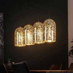 Håndlavet loftlampe i brændt glas. Light Bulb, Chandelier, Ceiling Lights, Lighting, Home Decor, Madness, Circuit, Light Fixtures, Ceiling Lamps