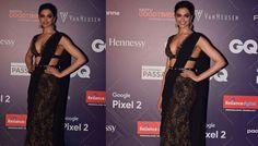 Deepika Padukone channels her inner diva at GQ Fashion Nights 2017! Pics - Zee News