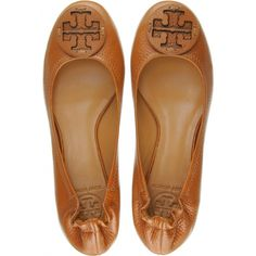 78d2915b4940 Tory Burch Reva Ballerinas - I own these and I wear them every day.