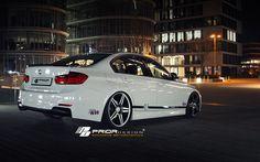 PRIOR-DESIGN PDM-1 Aerodynamic-Kit for BMW 3-Series [F30] - PRIOR-DESIGN Exclusive Tuning