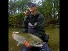 An awesome YouTube video of The New Fly Fisher's devoted fan, Nicholas Haringa's adventure fly fishing for steelhead in southern Ontario this past spring! Great fish and great music. Nice fly fishing video Nicholas!