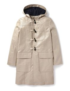 Brighton Duffle Coat, £199 / $298 #BodenICONS