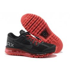 468235af350 Find Discount Nike Air Max 2015 Mesh Cloth Men s Sports Shoes - Black Red  For Sale online or in Pumaslides. Shop Top Brands and the latest styles  Discount ...