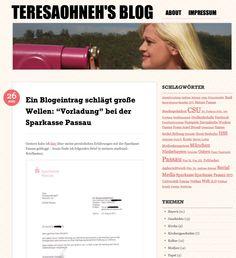 der Fall Sparkasse Passau #krisenpr