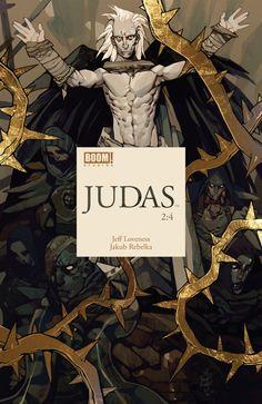 Judas #2 (Issue)