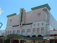 Sala de cine en USA