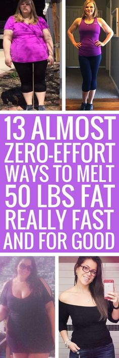 13 best ways to lose weight without trying.