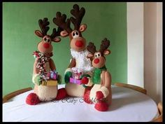 A Main Hobbies Coupon Christmas Clay, Christmas Sewing, Christmas Crafts, Xmas, Christmas Ornaments, Felt Crafts, Diy And Crafts, Christmas Chair Covers, Primitive Doll Patterns