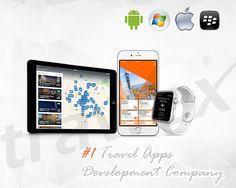 #1 Travel Apps Development Company