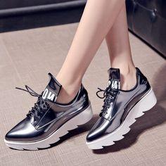 Chiko Henrietta Lug Sole Fashion Sneakers