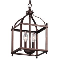 Mini Lantern Pendant Light