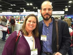 """I had the good fortune of meeting Chris while at NCTE this November.  After running into him on numerous occasions, I can tell you I thoroughly enjoyed speaking with him.  I'm looking forward to reading and sharing all of his books with you and with my readers."""