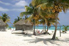 Xpu-Ha Beach, Mexico.