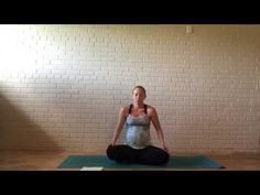 This is a class intended for experienced yoginis in their first or second trimesters of pregnancy. This class assumes a certain level of familiarity with yog. Prenatal Pilates, Prenatal Workout, Second Trimester, Trimesters Of Pregnancy, After Baby, Vinyasa Yoga, Stay Fit, New Moms, Workouts