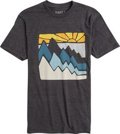 New SWELL exclusives for guys! Comin' in HOT. http://www.swell.com/New-Arrivals-Mens/SWELL-MOUNTAIN-SUN-SS-TEE?cs=CH