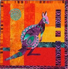 Kandy Quilt Pattern by Barbara Jones