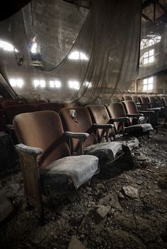 Abandoned Theater..