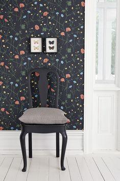 BorasTapeter - Falsterbo II - Midsummer Wallpaper - 3 Colours Available - from Rockett St George