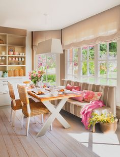 〚 Country house kitchen that inspires 〛 ◾ Photos ◾Ideas◾ Design Beautiful Dining Rooms, Beautiful Bathrooms, Beautiful Homes, House Beautiful, Kitchen Cabinet Design, Interior Design Kitchen, Grey Kitchens, Home Kitchens, Country Fireplace