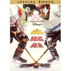 The Mighty Ducks Box Set [3 Discs] [DVD]