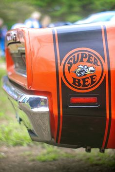 Super Bee by Kenchy, via Flickr