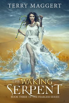 "Cover reveal ""The Waking Serpent"" - Book three - by Terry Maggert ."