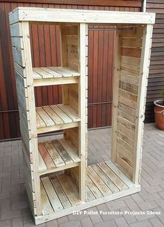 DIY Pallet Projects and Ideas on a budgetNew DIY Pallet Projects and Ideas on a budget Pallet wardrobe shelf lovely pallet wooden shelve idea Stunning Simple Diy Pallet Furniture Ideas To Inspire You. 12 DIY Pallet Projects for Your Home Improvement Wooden Pallet Crafts, Wooden Pallet Furniture, Diy Furniture Projects, Diy Pallet Projects, Wooden Pallets, Wooden Diy, Furniture Plans, Rustic Furniture, Woodworking Projects