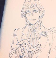 おやすみなさい〜 Uta No Prince Sama, Illustration, Cute Anime Guys, Girls, Illustrations