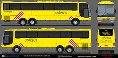 Viação Itapemirim 44075 – Ônibus Paraibanos Desenhos