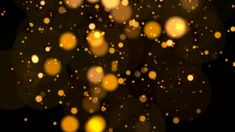 Abstract golden particles background with bokeh. Glamour sparkly holiday and wedding background. Wedding Background Images, Blur Image Background, Green Background Video, Green Screen Video Backgrounds, Best Photo Background, Studio Background Images, Banner Background Images, Background Images Wallpapers, Wedding Invitation Background
