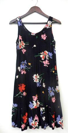 Vintage Dress 60s 70s Mr. B of California by PinkCheetahVintage, $27.49