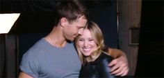 "When TRUE LoVe exists... | The 26 Times I Almost Had To Be Resuscitated During The ""Veronica Mars"" Movie (in GIFs)"