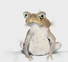 toad by me