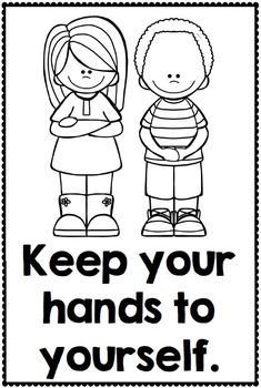 bad manners clip art black and white kevin pinterest manners clip art and classroom rules. Black Bedroom Furniture Sets. Home Design Ideas