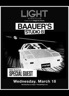 Baauer at The Light Nightclub