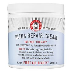 """10/30: """"I'm in love with this huge jar of deeply moisturizing and skin-healing body cream. It's big enough to share and soaks in right away.  It's by far the best body cream I've tried to date."""" —Amy F., Creative Coordinator #Sephora #DailyObsession"""
