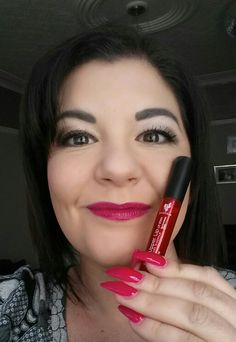 Younique skittish lip stain   Youniqueproducts.com/DonnaHanna1