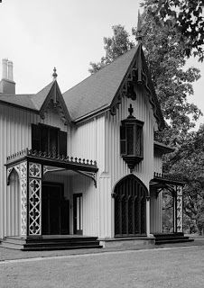The Bowen House In Woodstock Connecticut Could Be Supreme Example Of American Gothic Revival Architecture
