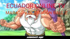 ECUADOR ONLINE TV En vivo ahora ingresa pulsando aqui  http://ift.tt/2mcy8sw  ECUADOR ONLINE WHATSAPP Ingresar a nuestro grupo de WhatsApp asi se te informara de las series que se publica en vivo en nuestra pagina: http://ift.tt/2kbV9ux SERIES DE ANIME ( lunes a Vviernes )  Lunes (Dragon Ball).  Martes (Inuyasha )  Miercoles (Samurai x )  Jueves (Yuyu Hakusho )  Viernes (Sakura card captors)  Sabado (Ranma 1/2) .  Domingo (Tele series) NOCHE DE PELICULA(lunes a viernes 10pm) SAGA X MEN DALE…