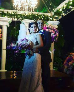 Y así cerramos con broche de oro las Bodas MHE 2016 una boda realizada al 1000%  #bodaisam sam