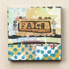 Faith Wall Art from Clothed with Truth