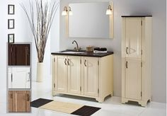 Browse our unique classic bathroom suite Vittoria.  Our traditional bathroom furniture collection will retain their charm and elegance for many years to come.  A bespoke design set with a highly classic feel.