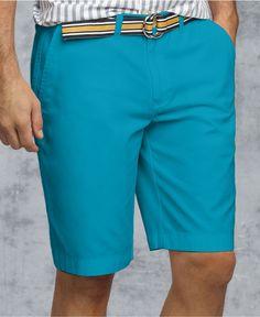 Tommy Hilfiger Shorts, Academy Chino Shorts - Mens - Macy's, Price : $39.98