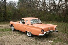 1957 FORD THUNDERBIRD CONVERTIBLE - Barrett-Jackson Auction Company - World's Greatest Collector Car Auctions
